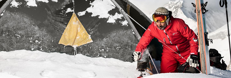2117 of Sweden Eco 3L Ski Overall Salmi Overall Women's