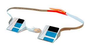 Prismatic Belay Glasses