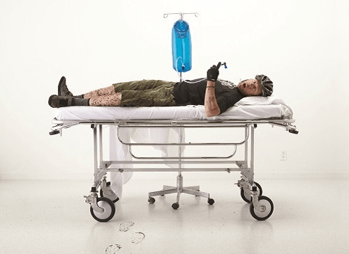 Dehydration can cause the body to go into shock
